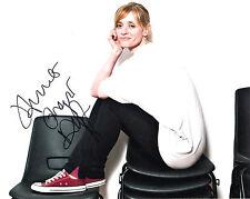 ANNE MARIE DUFF - Signed 10x8 Photograph - TV - SHAMELESS