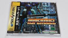 HYPER duelo hyperduel Sega Saturn Japón JPN japonés * Casi Perfecto + columna vertebral & Reg. *