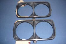 1967 Buick Lesabre head light doors bezels pair