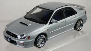 1:18 AUTOART Performance Subaru Impreza WRX STI The Mule Collectable Toy Car