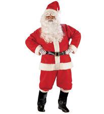 Costume Completo Babbo Natale Taglia Unica M/L  PS 05074