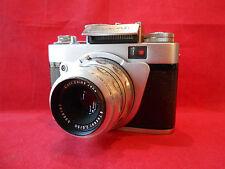 Altissa altix-nb Kamera mit Tessar 2,8/50 Carl Zeiss, Tasche-,