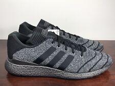 Men's Adidas Busenitz Pureboost NMD Primeknit Black/Grey CQ1160 Size 13