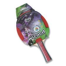 WIZARD Table Tennis Ping Pong Bat Classic 3 star Bat PIM-IN Rubber 1.8 mm Sponge