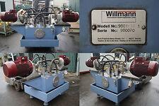 WILLMANN Hydraulikagregat  9801-12/1