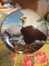 Eagle Plate My Pride, My Love By Mario F. Fernandez 1991