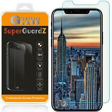 3X SuperGuardZ® Tempered Glass Screen Protector Guard Shield Saver For iPhone X