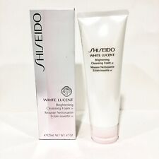 Shiseido White Lucent Brightening Cleansing Foam w CHOOSE SIZE Brand New!