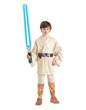 "Star Wars Kids Luke Skywalker Costume Style1, Large,Age 8-10,HEIGHT 4' 8"" - 5'"