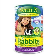 Verm-x nuggets pour lapins et petits animaux 180g