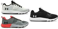 Under Armour Mens Charged Engage Trainers Lightweight Mesh Running Gym Shoes