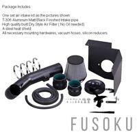 Cold Air Intake System Kit For 09-13 Chevrolet Silverado 1500 4.8 5.3 6.0 6.2 V8