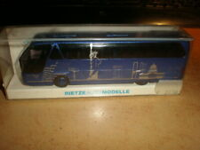 Rietze #62025 HO 1/87 Starliner bus World Wide Gruppenreisen   MIB (50/068)