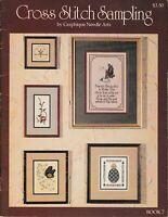Cross Stitch Sampler Cross Stitch | Graphique Needle Arts #7
