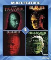 Hellraiser Collection: 4 Film Set (Blu-ray Disc, 2014) NEW  Hellraiser 4 5 6 7