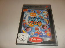 PlayStation 2  PS 2  EyeToy: Play - Astro Zoo [Platinum]