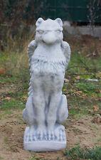 Greif ; Figure en lion et oiseau Mythologie,Pierre artificielle pour jardin