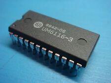 (1) UMC UM6116-3 2Kx8 16K 5V 90ns CMOS SRAM 24PIN PDIP