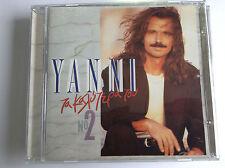 Yanni  – Tα Καλύτερά Του No2 (Best Of) 1995  BMG – 74321-330991 NO BARCODE CD