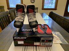 New listing bauer X1 Junior skates 3.5 Ee