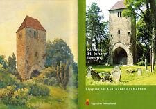 Hentschel, Kirchhof St. Johann vor Lemgo, Kulturlandschaften Lippe Bd. 20, 2011