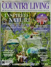 Superieur Country Living British Edition May 2016 Inspired By Nature FREE SHIPPING Sb