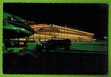Carte postale - Vue de  Nuit - Aéroport de Paris - Orly - Aviation
