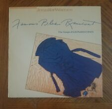 JENNIFER WARNES / FAMOUS BLUE RAINCOAT ~ Specialty Records SRC Press ~ NEAR MINT