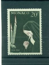 Monaco 1958 - Y & T  n. 499 - Apparitions de Lourdes