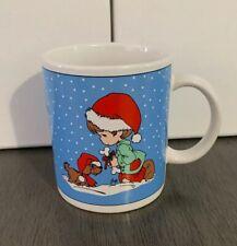 Precious Moments 1996 Christmas Mug