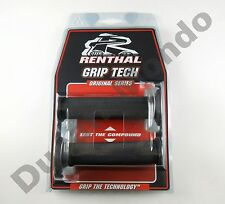 Renthal grips Firm compound road race ideal for Ducati Aprilia MV Agusta Cagiva