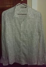 BILLABONG MENS BUTTON UP COLLARED SHIRT/LONG SLEEVE TOP(SIZE: S)*EXCELLENT COND*