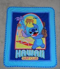 TODDLER CRIB QUILT/SHEET SET-DISNEY'S LILO AND STITCH - HAWAII SURF CLUB 4pc SET