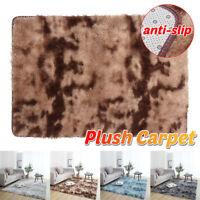 Soft Carpet Plush Rug Floor Mats Tatami Living Room Bedroom Nordic Anti-slip NEW