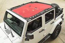 Rugged Ridge Eclipse Sun Shade Red 07-17 Jeep Wrangler Unlimited Jku X 13579.25