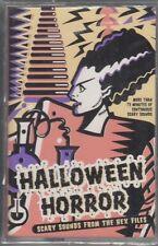 Halloween Horror [K-Tel] by Various Artists (Cassette, Feb-1997, K-Tel Distribut