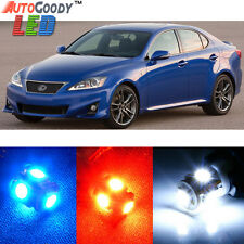 14 x Premium Xenon White LED Lights Interior Package for Lexus IS250 IS350 +Tool