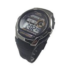 Casio Men's Digital Waveceptor Atomic Sports Black Resin Watch WVM60-9AV
