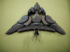 New Designer Handcrafted Peacock Keys Holder Stand Hanger Home Decor Gift Item