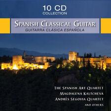 Spanish Classical Guitar CD (2014) ***NEW***