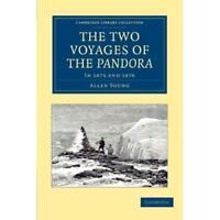 Two Voyages Pandora 1875 1876 Allen Young Paperback Cambridge Uni. 9781108050104
