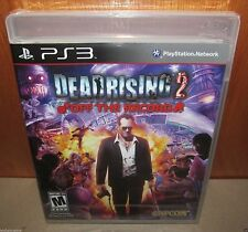 BRAND NEW SEALED Dead Rising 2: Off the Record PS3 PlayStation Capcom