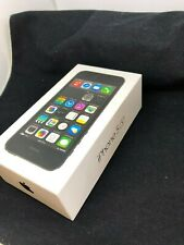 Apple iPhone 5s - 16GB - Schwarz-Anthazit (Ohne Simlock) A1457