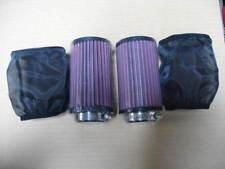 Yamaha Banshee YFZ350 K&N Style Air Filter w/Cover AF0210( RU-0210 ) 2pcs
