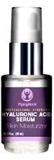 hyaluronic acid serum skin moisturizer 1 fl oz ( 30 ml ) pump bottle + gifts .