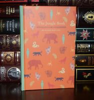 The Jungle Book by Rudyard Kipling Unabridged New Illustrated Hardcover Gift