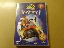 DVD / KABOUTER PLOP: DE TOVERSTAF (STUDIO 100)