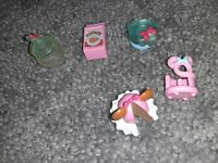 Shopkins Disney Happy Places Surprise Home Dec Story Books Beauty and The Beast