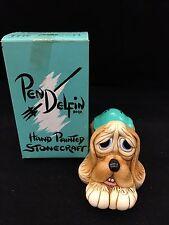 Pendelfin - Pooch Turquoise - Dog