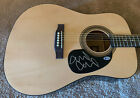 Mike McCready Pearl Jam Signed Autographed Acoustic Guitar Beckett Certified for sale